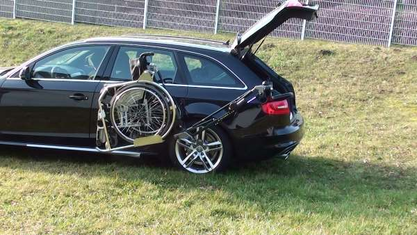 Robot - Die Rollstuhlverladehilfe